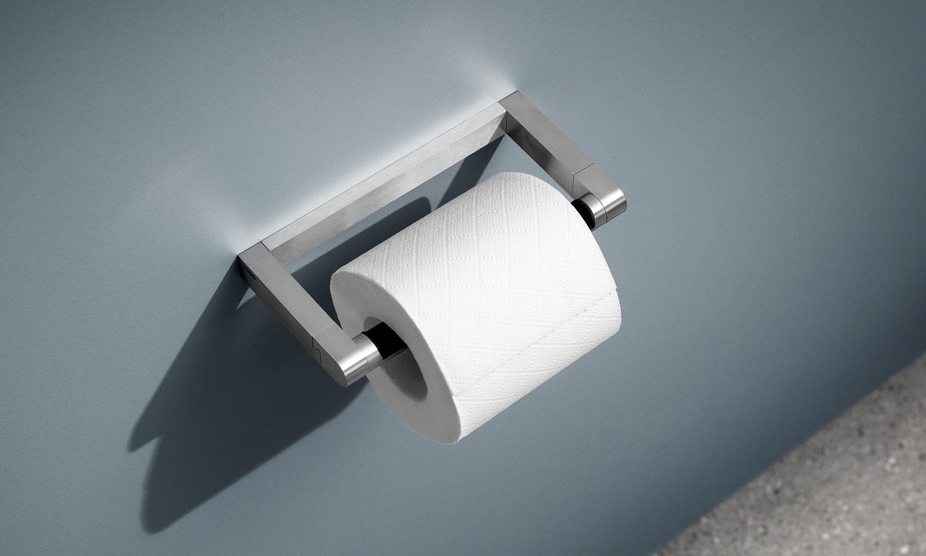 Vipp Toilet Brush : Toilet roll holder vipp