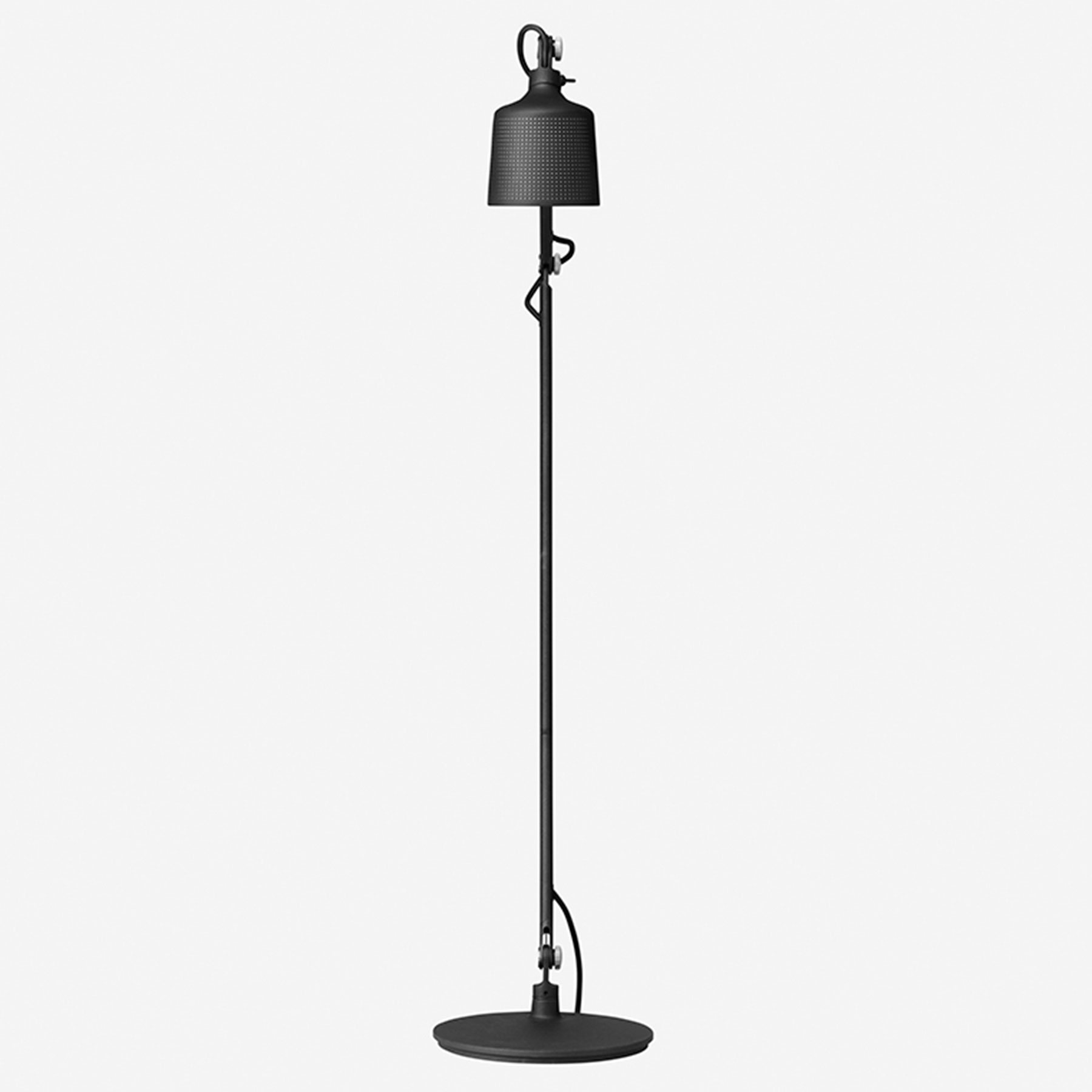 a8011af6993a4 Vipp525. Floor reading lamp