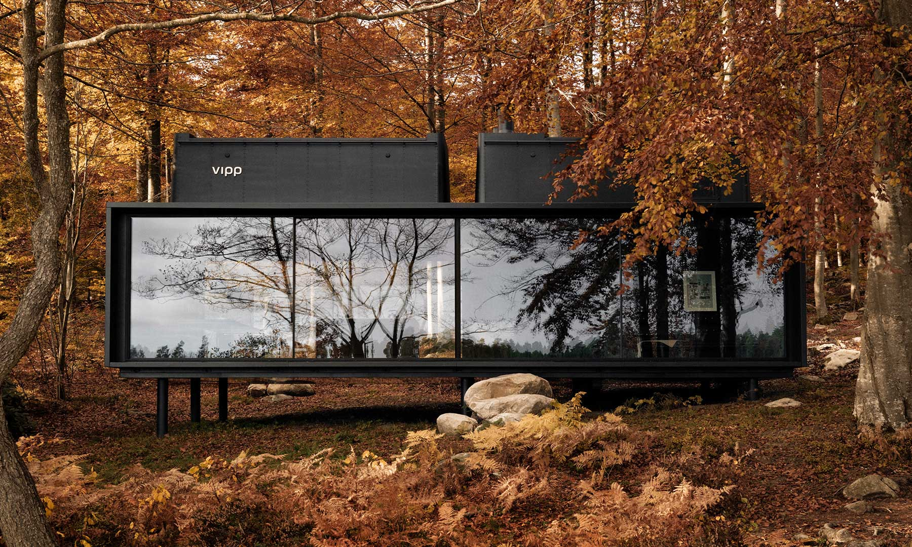 Design House Kitchen Vipp Shelter Vipp Com